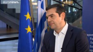 Τσίπρας στο Euronews: Αν πετύχουμε τους στόχους, δεν θα κόψουμε τις συντάξεις – video