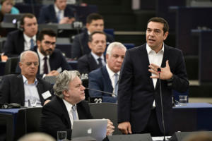 Βεντέτα στο ευρωκοινοβούλιο! Νέα επίθεση κατά Τσίπρα από τον Ισπανό ευρωβουλευτή