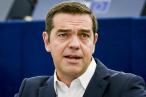 """Οργισμένος Τσίπρας στο Ευρωκοινοβούλιο! """"Αρπάχτηκε"""" με Ισπανό ευρωβουλευτή – video"""