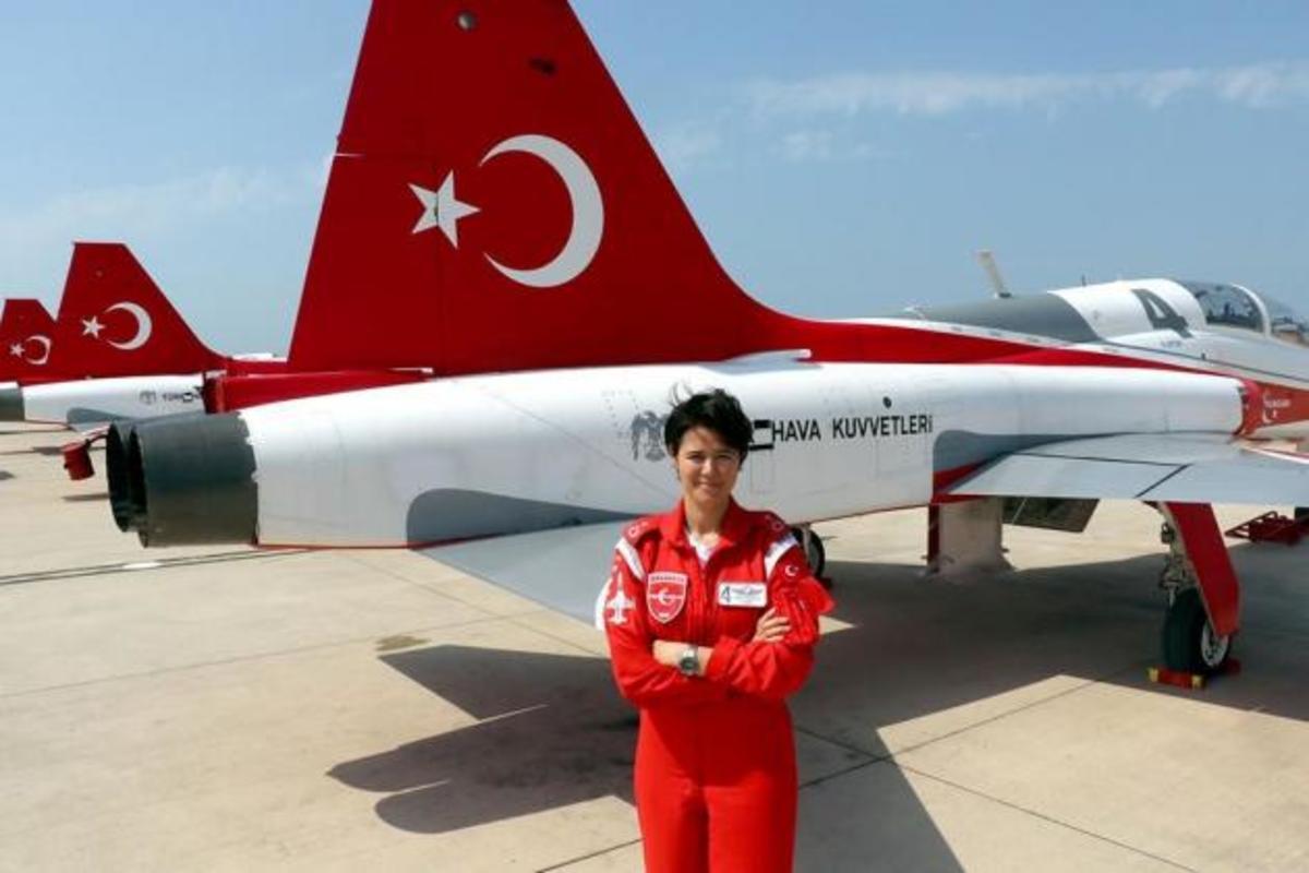Σάλος για το σεξιστικό φιρμάνι του Ερντογάν για τις γυναίκες πιλότους της Πολεμικής Αεροπορίας!