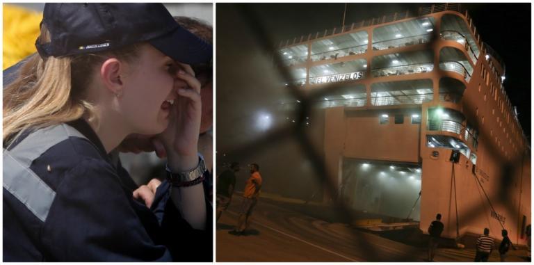 Αποκάλυψη! Έτσι προκλήθηκε η φωτιά στο πλοίο «Ελευθέριος Βενιζέλος» | Newsit.gr