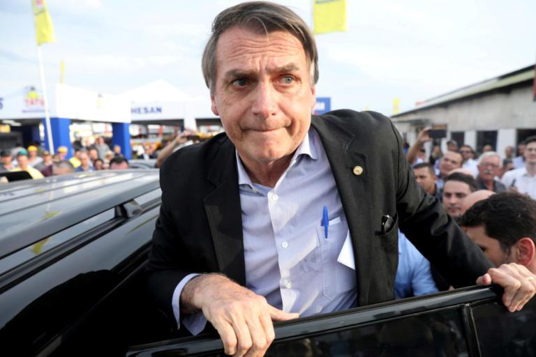 Μπολσονάρο: «Δεν είμαι ακροδεξιός» | Newsit.gr