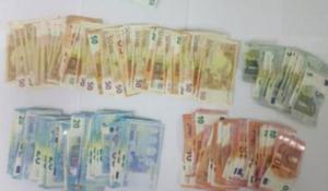 Δεκάδες χαρτονομίσματα σκορπίστηκαν στην Εθνική Οδό στο Αγρίνιο!