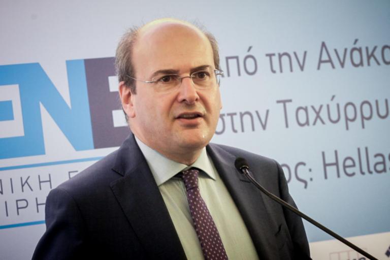 Χατζηδάκης: Η ΚΕΔΕ συμφωνεί στη μεταφορά του ΕΝΦΙΑ στους Δήμους | Newsit.gr