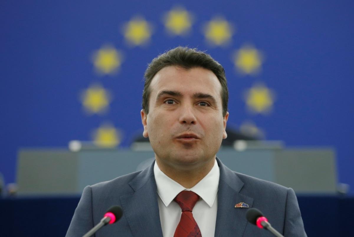 δημοψήφισμα Σκοπιανό Ζάεφ