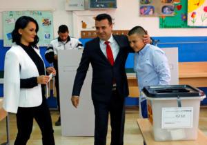 Δημοψήφισμα ΠΓΔΜ: Μικρή η συμμετοχή – Δώρο… γενεθλίων θέλει ο Ντιμιτρόφ – video, pics
