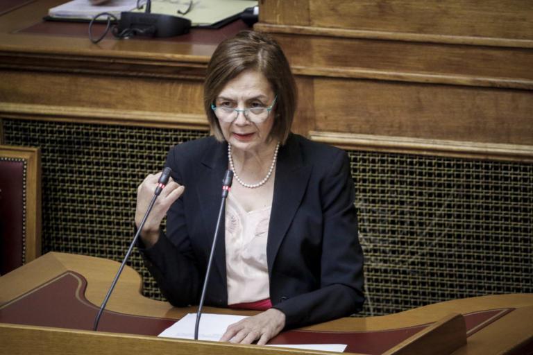 Ζορμπά: Έπρεπε η Κονιόρδου να κάνει συνεννόηση με το υπουργείο Οικονομικών για το Υπερταμείο