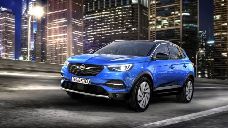 H Opel εμπλουτίζει τη γκάμα του Grandland X | Newsit.gr