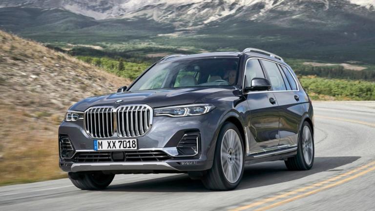 """Αυτή είναι η """"θηριώδης"""" νέα BMW X7 [pics]   Newsit.gr"""