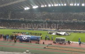 ΠΑΕ ΑΕΚ: «Ευχαριστώ» προς τους οπαδούς και… κάλεσμα ενόψει Ολυμπιακού!