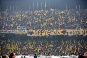 """ΑΕΚ – Μπάγερν: """"Βάφει"""" το ΟΑΚΑ με 40.000 σημαίες και ανακοινώνει sold out"""