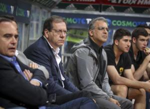 Euroleague: Ο Μπερτομέου «σκέφτεται» την ΑΕΚ! Ρίχνει… γέφυρες μέσω Βασιλειάδη