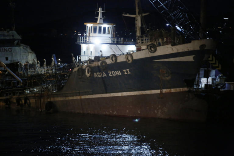 Αγία Ζώνη ΙΙ: Δεν θα είχε βυθιστεί το πλοίο αν το πλήρωμα ήταν στη θέση του – Τι λέει το πόρισμα