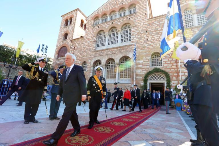 Αρχίζει ο τριπλός εορτασμός στη Θεσσαλονίκη!   Newsit.gr