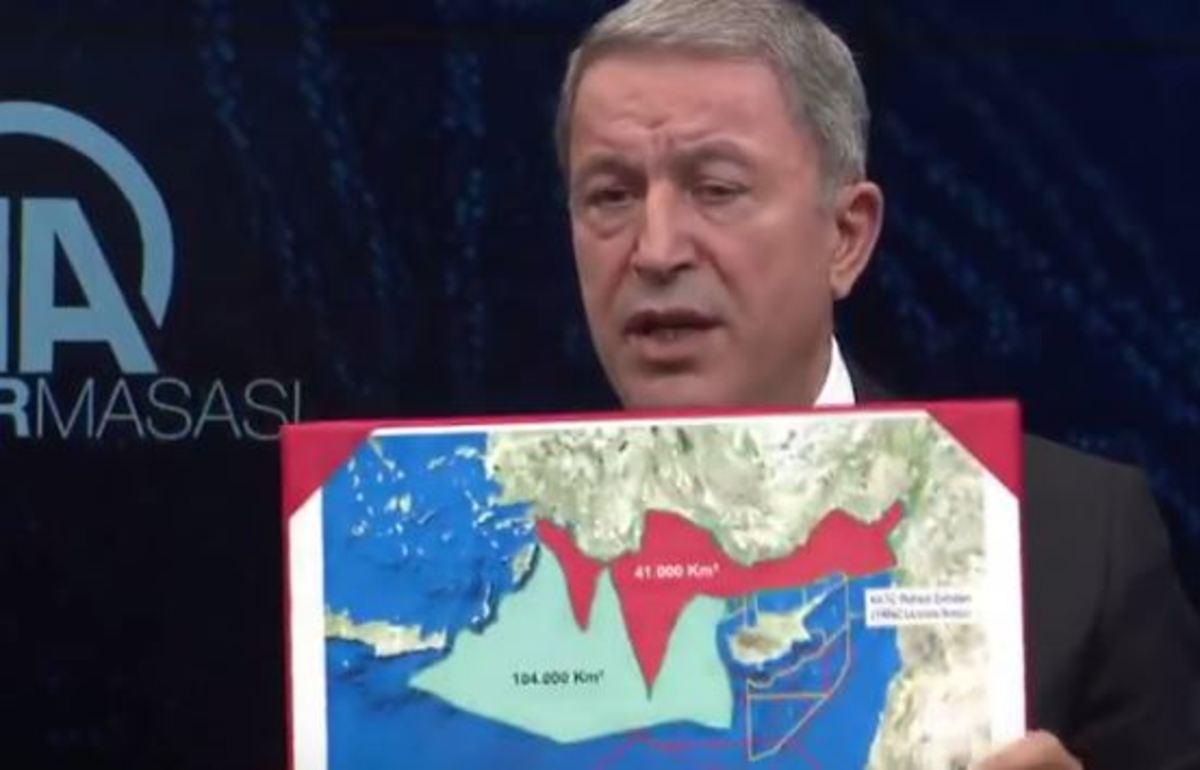ΔΙΕΚΔΙΚΟΥΝ ΤΑ ΠΑΝΤΑ! Θέλουν και τα κοιτάσματα της Κρήτης οι Τούρκοι...