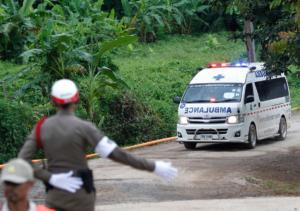 Λεωφορείο έπεσε σε πλαγιά – 51 νεκροί στην Κένυα, γλίτωσε μόνο ένας