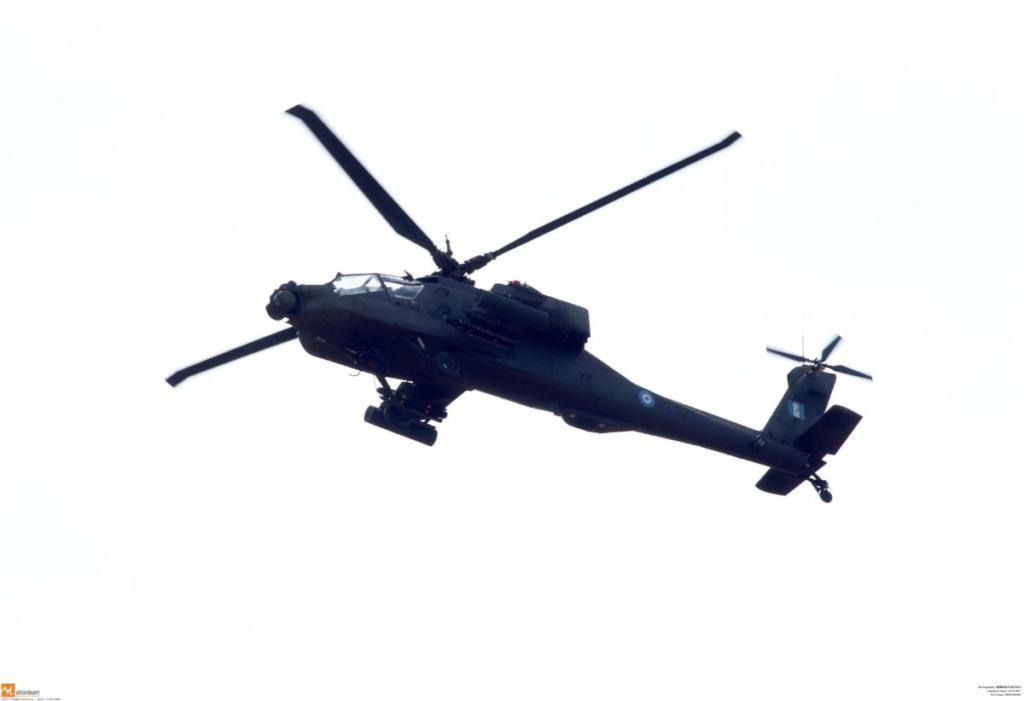 Κίνηση – ματ! Ελικόπτερα Απάτσι και Σινούκ από την Ελλάδα στο Ισραήλ και ύστερα...