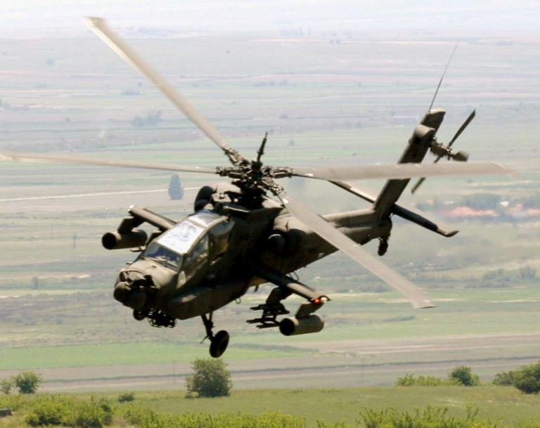 Κίνηση – ματ! Ελικόπτερα Απάτσι και Σινούκ από την Ελλάδα στο Ισραήλ και ύστερα στην Κύπρο | Newsit.gr