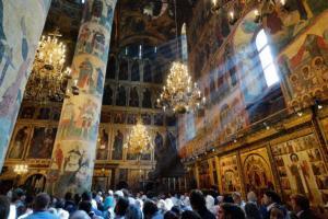 Κρεμλίνο: Ανησυχούμε για το ρήγμα ανάμεσα στα Πατριαρχεία Μόσχας – Κωνσταντινουπόλεως