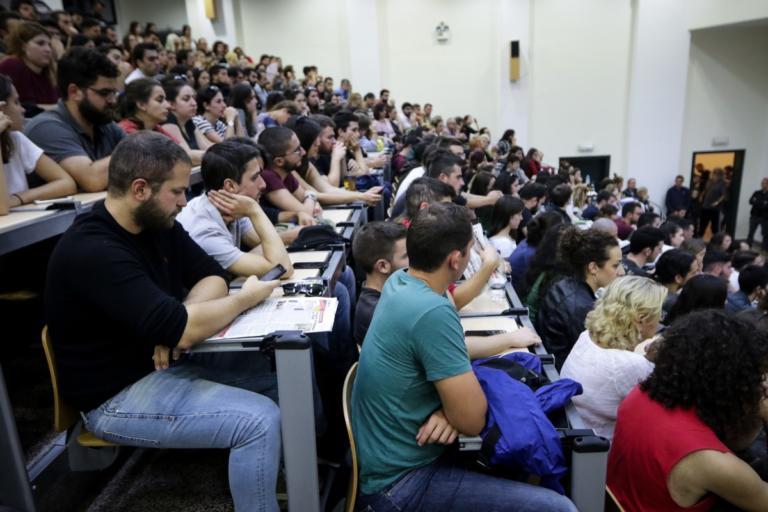 Τοξικομανής αποπειράθηκε να ληστέψει φοιτήτρια μέσα στο αμφιθέατρο!   Newsit.gr