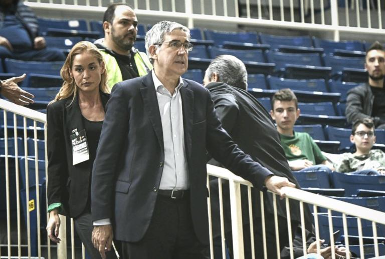 """Μπερτομέου: """"Η Euroleague απέδειξε πως πάντα ήθελε τον Παναθηναϊκό""""   Newsit.gr"""