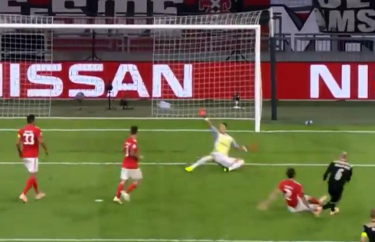 Champions League: Η απόκρουση του Βλαχοδήμου στις κορυφαίες της αγωνιστικής! video | Newsit.gr