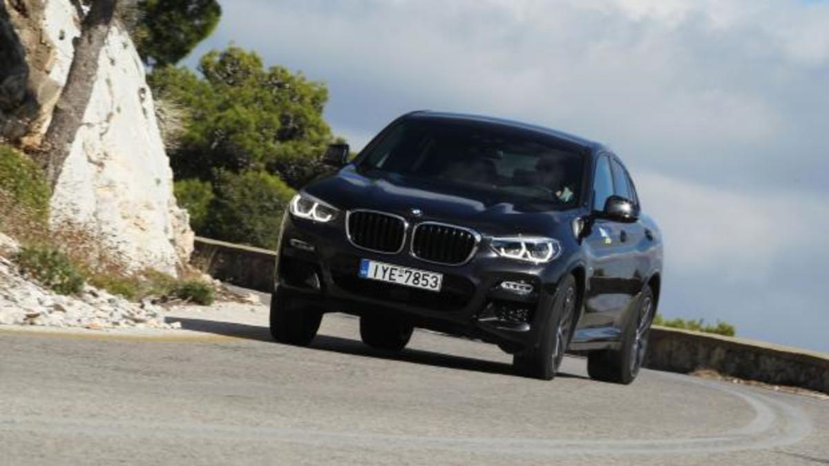 Δοκιμάζουμε την ολοκαίνουργια BMW X4 xDrive20d [pics] | Newsit.gr