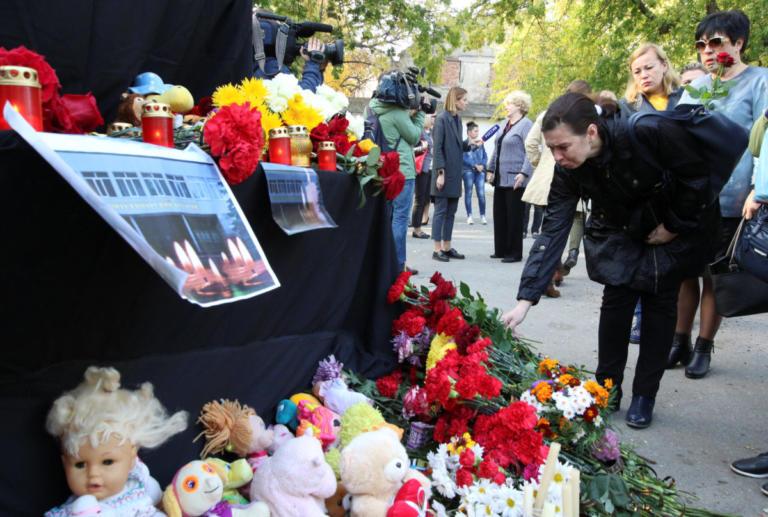 Πούτιν: Για το μακελειό στην Κριμαία φταίει η παγκοσμιοποίηση | Newsit.gr
