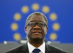 Ντένις Μουκουέγκε – Νόμπελ Ειρήνης: «Τις βίαζαν και σκότωναν τα παιδιά τους»