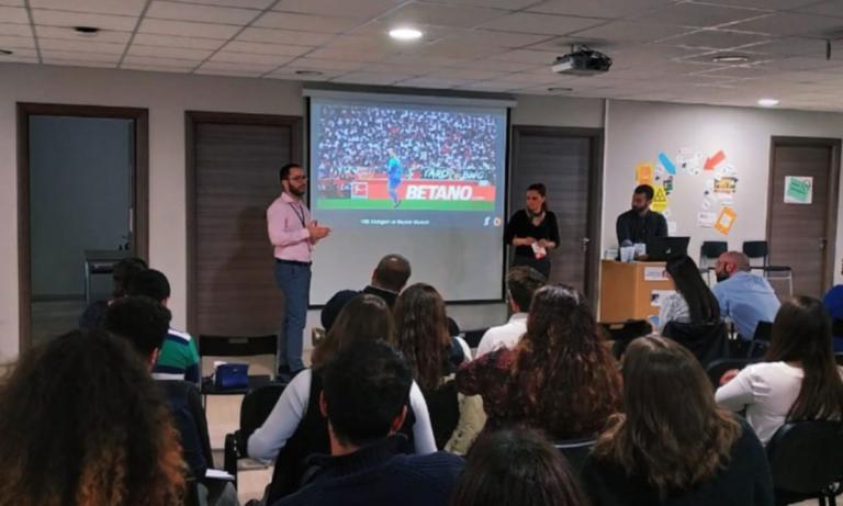 H Stoiximan χορηγός στο Digital Marketing Academy by CollegeLink | Newsit.gr