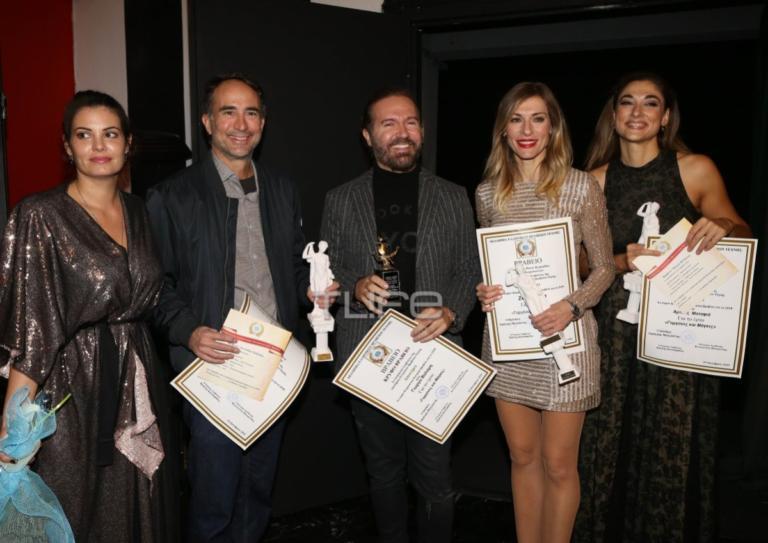 37α «Κορφιάτικα Βραβεία»: Ποιοι ήταν οι μεγάλοι νικητές της θεατρικής βραδιάς; | Newsit.gr