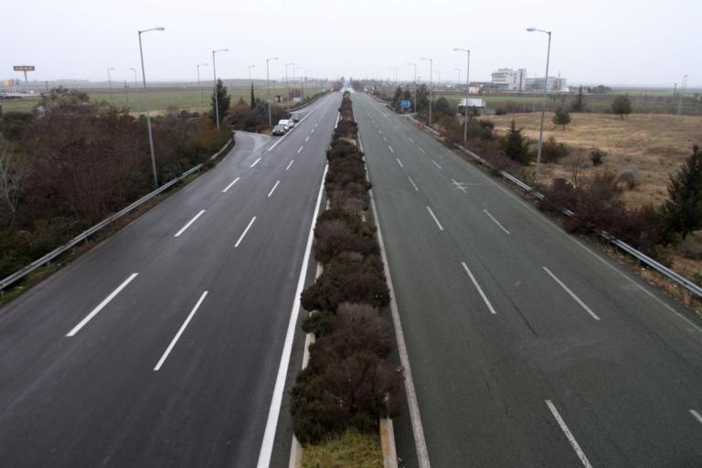 Προβλήματα στην Εθνική Οδό Κορίνθου Πατρών | Newsit.gr