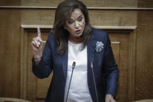 """Ντόρα: """"Η Συμφωνία Τσίπρα – Ζάεφ κρατάει ζωντανή τη λογική της Μεγάλης Μακεδονίας""""!"""