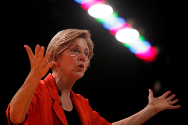 Ελίζαμπεθ Γουόρεν: Η «Ποκαχόντας» που θα βρει απέναντι ο Τραμπ – Το τεστ DNA και το 1 εκατ. δολάρια | Newsit.gr