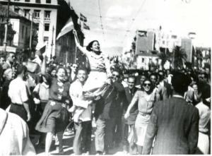 Σπάνιες φωτογραφίες από την Ελλάδα στον Β' Παγκόσμιο Πόλεμο