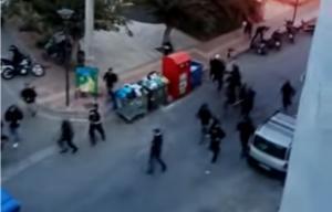 Νέο video από τα επεισόδια στο ΟΦΗ – Ολυμπιακός έξω απ'το «Γεντί Κουλέ»!