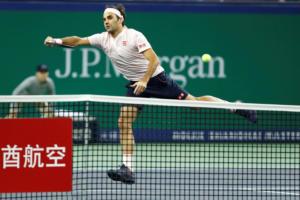Sanghai Open: Δεινοπάθησε ο Φέντερερ με Νισικόρι! video