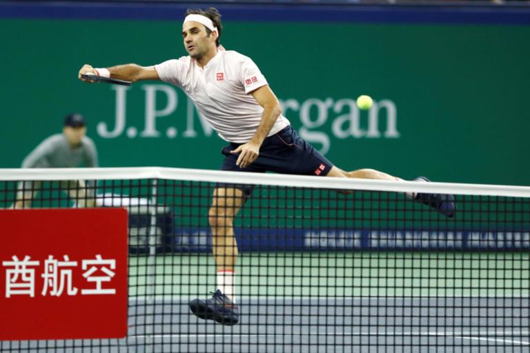 Sanghai Open: Δεινοπάθησε ο Φέντερερ με Νισικόρι! video | Newsit.gr