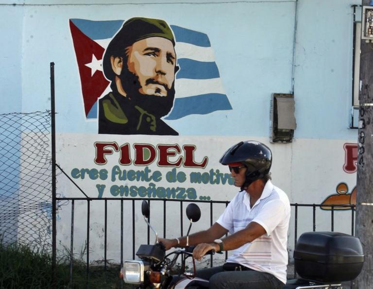 Φιντέλ Κάστρο: Έτσι τον τιμά η Κούβα | Newsit.gr