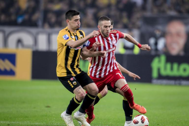 Η ΑΕΚ καταγγέλλει τον Φορτούνη! | Newsit.gr