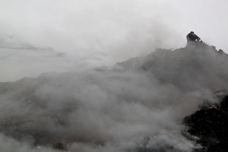 Κέρκυρα: Σε ύφεση η φωτιά στην Κουλούρα – Επιστρέφουν στον οικισμό οι κάτοικοι | Newsit.gr