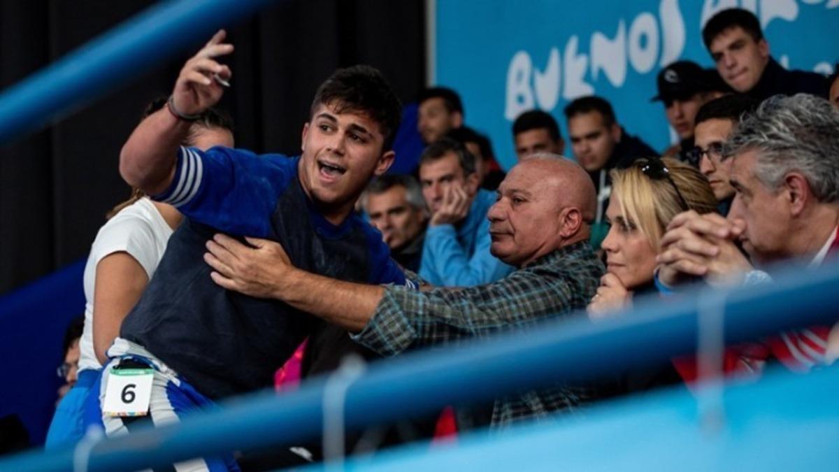 Ολυμπιακοί Αγώνες Νέων: «Ξέφυγε» ο Γαλιατσάτος! Η ΔΟΕ εξετάζει το θέμα – video | Newsit.gr