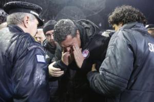 Φυλάκιση με αναστολή στον οπαδό του ΠΑΟΚ για το ρολό στον Γκαρθία