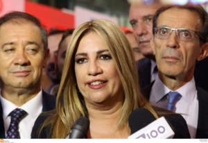 «Καρφιά» της Φώφης για συντάξεις, Παπαντωνίου, Γαβρόγλου, εκλογές!