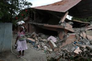 Σεισμός στην Αϊτή: Στους 17 οι νεκροί – 350 οι τραυματίες