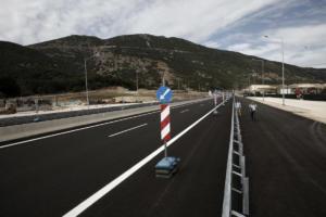Κυκλοφοριακές ρυθμίσεις στην Ιονία οδό