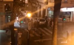 Ισπανία – Αγγλία: Τα… έσπασαν στη Σεβίλλη! Ασθενοφόρο για μεθυσμένο οπαδό – videos