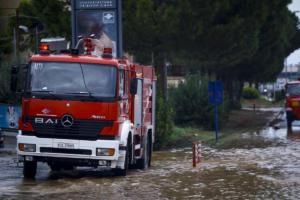 Καιρός: Ποιοι δρόμοι είναι κλειστοί στην Αττική