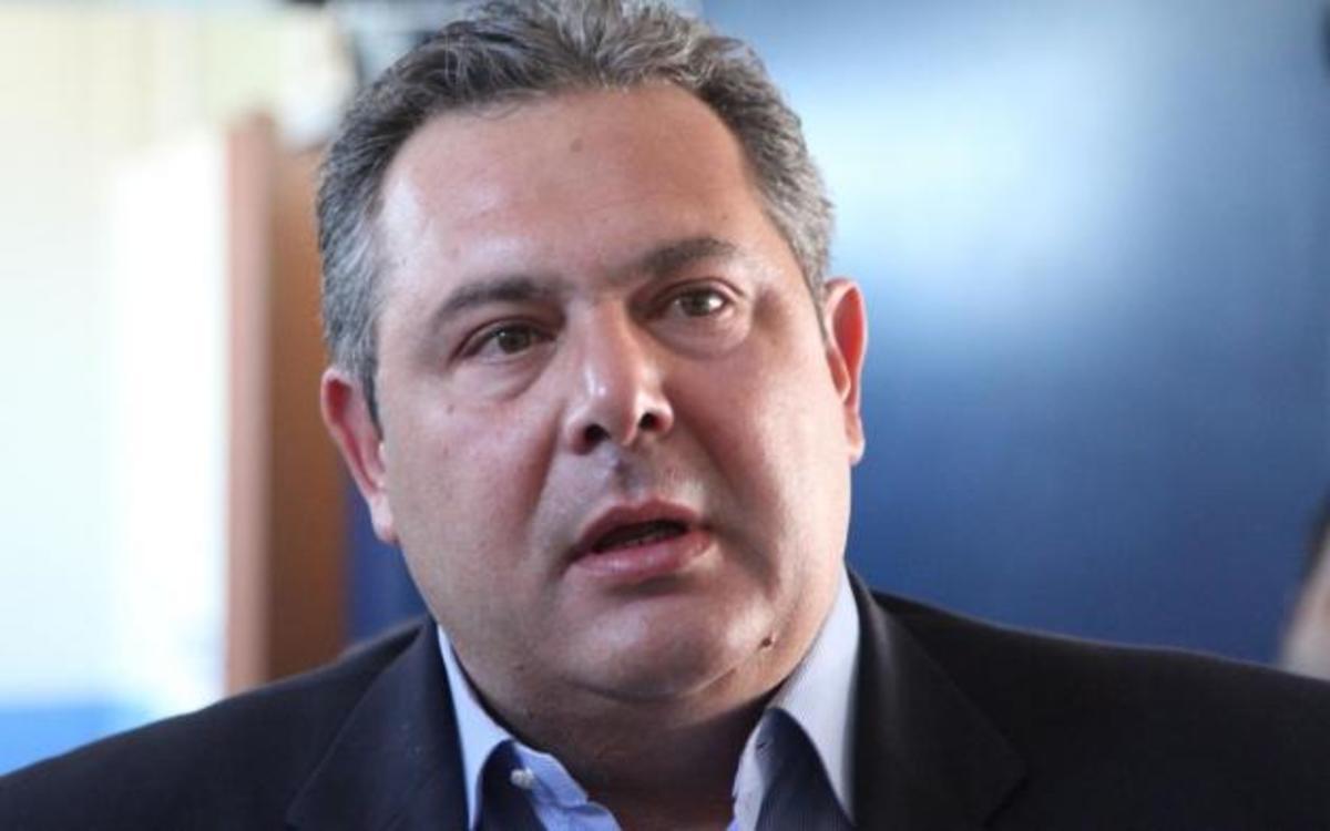 Σχέδιο νέας συμφωνίας με τα Σκόπια πρότεινε ο Πάνος Καμμένος στους Αμερικανούς!