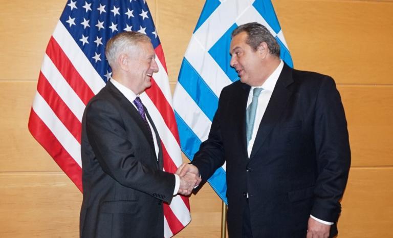 Πρόταση για βάσεις και ενίσχυση της συνεργασίας με ΗΠΑ από τον Πάνο Καμμένο | Newsit.gr